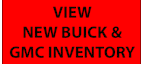 Buick GMC Inventory